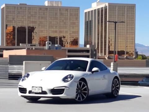 2013 Porsche 911 for sale at Pammi Motors in Glendale CO