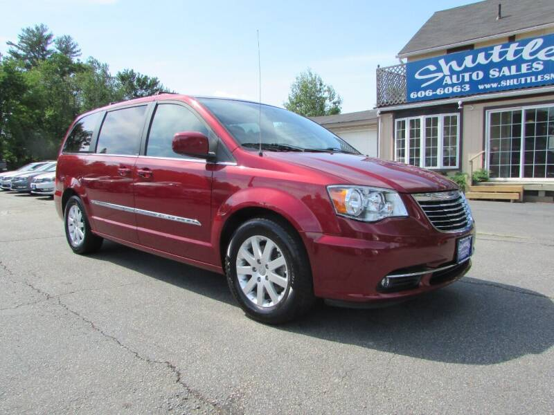 2014 Chrysler Town and Country for sale at Shuttles Auto Sales LLC in Hooksett NH