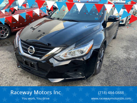 2016 Nissan Altima for sale at Raceway Motors Inc in Brooklyn NY