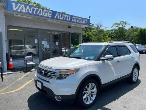 2011 Ford Explorer for sale at Vantage Auto Group in Brick NJ