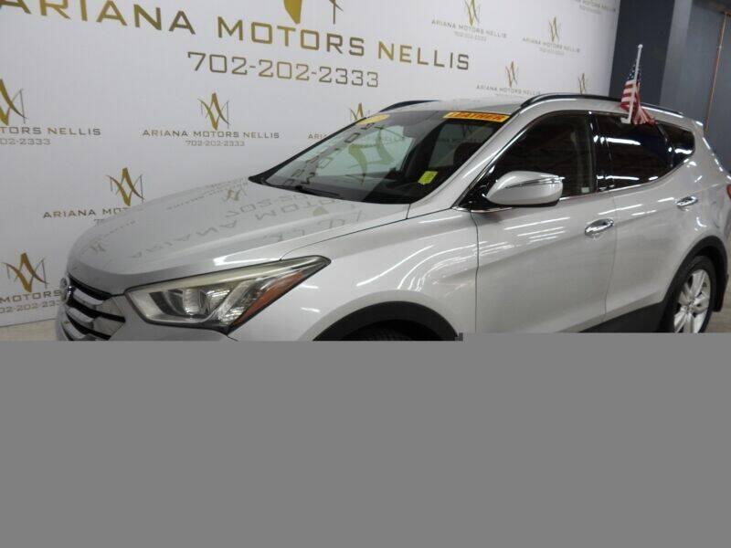 2013 Hyundai Santa Fe Sport for sale in Las Vegas, NV
