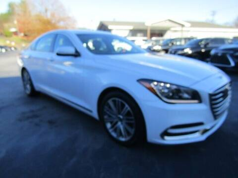 2018 Genesis G80 for sale at Specialty Car Company in North Wilkesboro NC