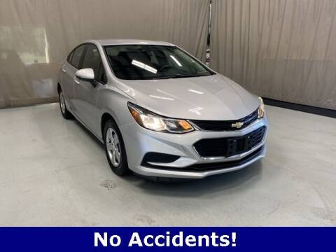 2018 Chevrolet Cruze for sale at Vorderman Imports in Fort Wayne IN