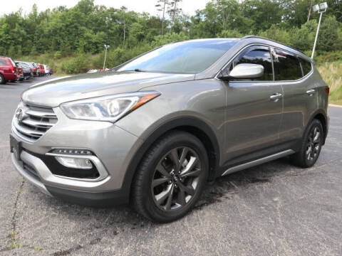 2018 Hyundai Santa Fe Sport for sale at RUSTY WALLACE KIA OF KNOXVILLE in Knoxville TN