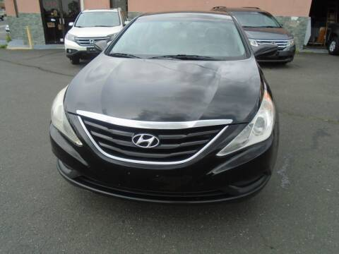 2011 Hyundai Sonata for sale at Broadway Auto Services in New Britain CT
