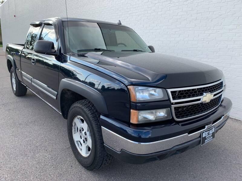 2006 Chevrolet Silverado 1500 for sale at Best Value Auto Sales in Hutchinson KS