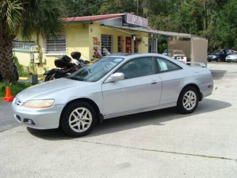 2001 Honda Accord for sale at VANS CARS AND TRUCKS in Brooksville FL