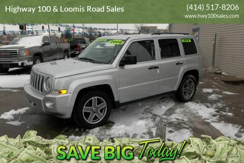 2009 Jeep Patriot for sale at Highway 100 & Loomis Road Sales in Franklin WI