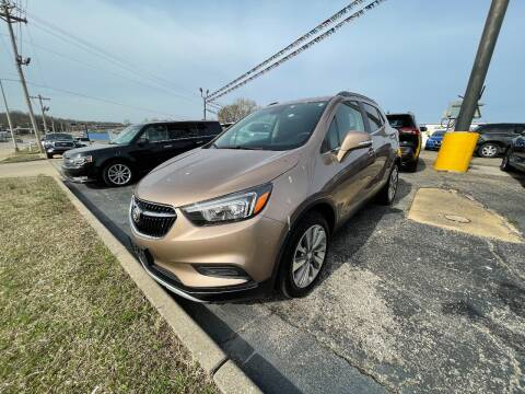 2019 Buick Encore for sale at Greg's Auto Sales in Poplar Bluff MO