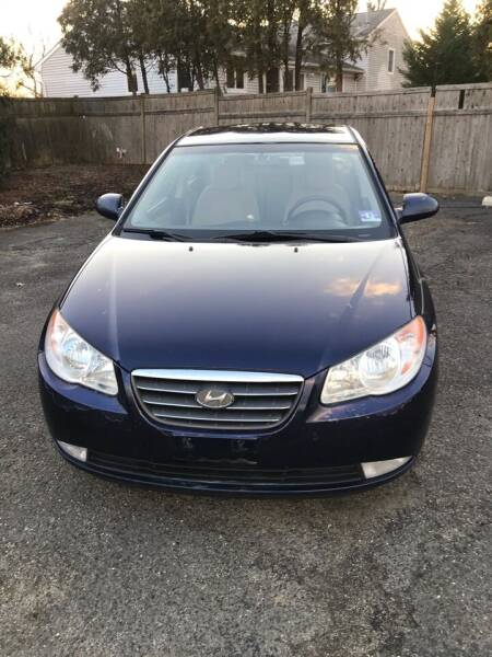 2008 Hyundai Elantra for sale at Elwan Motors in West Long Branch NJ