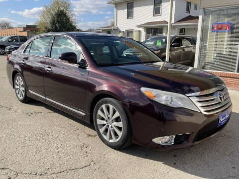 2011 Toyota Avalon for sale at Choice Auto in Carroll IA