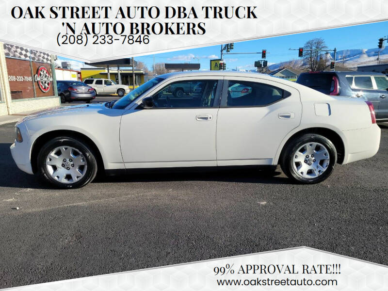 2007 Dodge Charger for sale at Oak Street Auto DBA Truck 'N Auto Brokers in Pocatello ID