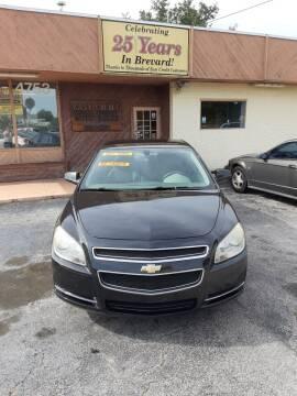 2008 Chevrolet Malibu for sale at Easy Credit Auto Sales in Cocoa FL