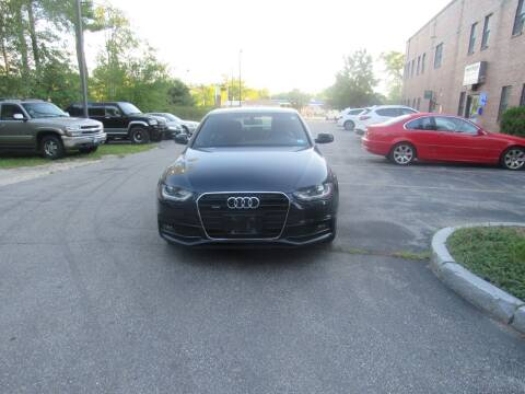 2014 Audi A4 for sale at Heritage Truck and Auto Inc. in Londonderry NH
