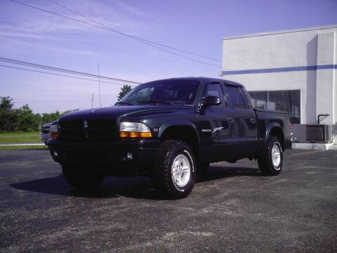 2000 Dodge Dakota for sale at STAPLEFORD'S SALES & SERVICE in Saint Georges DE