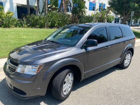 2014 Dodge Journey for sale at Donada  Group Inc in Arleta CA