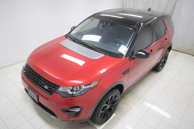 2017 Land Rover Discovery Sport AWD HSE 4dr SUV - Avenel NJ