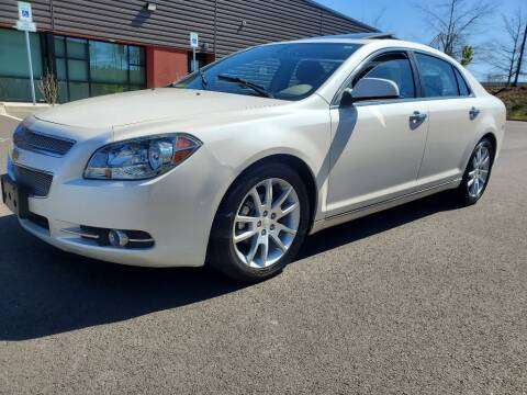 2012 Chevrolet Malibu for sale at VIking Auto Sales LLC in Salem OR
