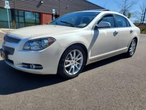 2012 Chevrolet Malibu for sale at VIking Auto Sales LLC in Salem OR