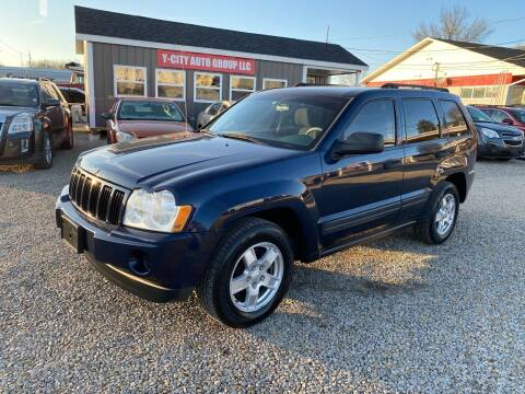 2005 Jeep Grand Cherokee for sale at Y City Auto Group in Zanesville OH