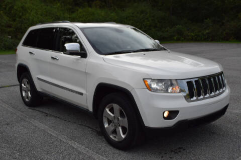 2011 Jeep Grand Cherokee for sale at CAR TRADE in Slatington PA