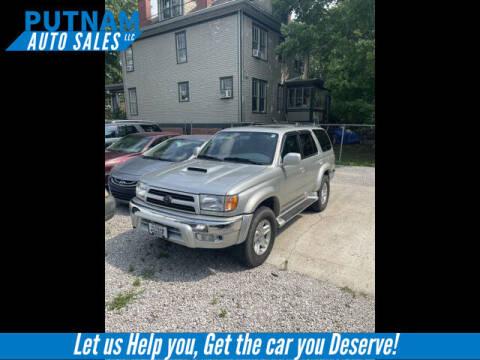 2000 Toyota 4Runner for sale at PUTNAM AUTO SALES INC in Marietta OH
