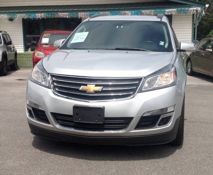 2016 Chevrolet Traverse for sale at Morristown Auto Sales in Morristown TN