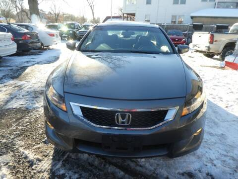 2009 Honda Accord for sale at Wheels and Deals in Springfield MA