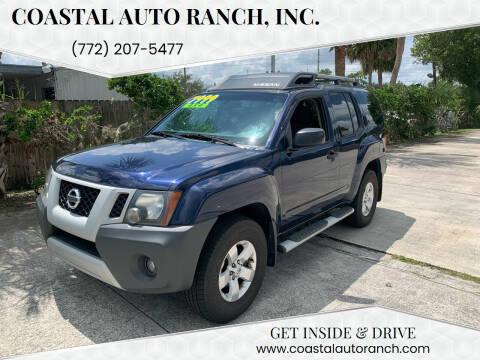 2010 Nissan Xterra for sale at Coastal Auto Ranch, Inc. in Port Saint Lucie FL