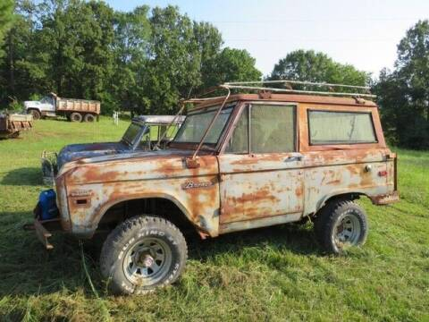 1971 Ford Bronco for sale at CarsBikesBoats.com in Round Mountain TX