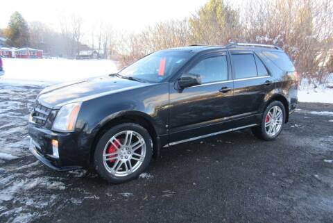 2009 Cadillac SRX for sale at Clearwater Motor Car in Jamestown NY