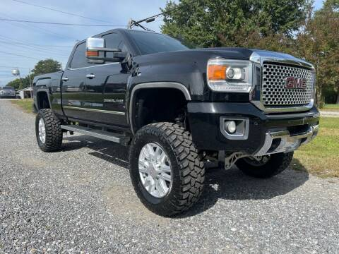 2015 GMC Sierra 2500HD for sale at Priority One Auto Sales - Priority One Diesel Source in Stokesdale NC