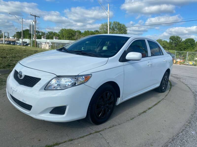 2009 Toyota Corolla for sale at Xtreme Auto Mart LLC in Kansas City MO