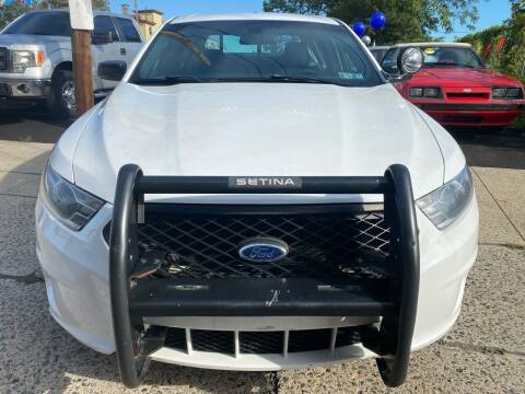 2015 Ford Taurus for sale at Best Cars R Us in Plainfield NJ