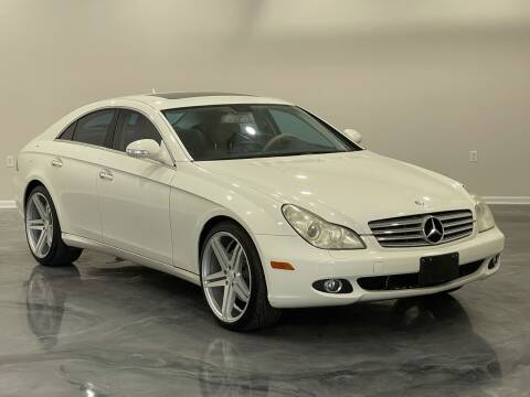 2007 Mercedes-Benz CLS for sale at RVA Automotive Group in Richmond VA