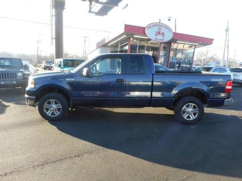 2006 Ford F-150 for sale at The Carriage Company in Lancaster OH