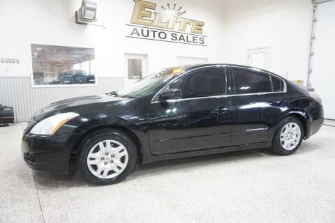 2012 Nissan Altima for sale at Elite Auto Sales in Ammon ID