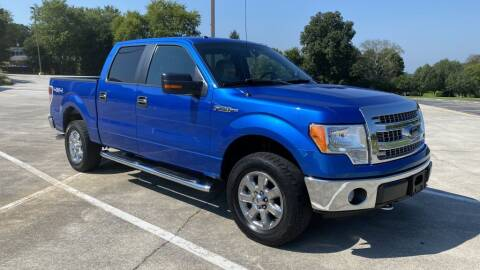 2013 Ford F-150 for sale at 411 Trucks & Auto Sales Inc. in Maryville TN