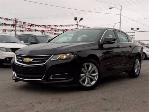 2017 Chevrolet Impala for sale at Bryans Car Corner in Chickasha OK