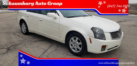 2007 Cadillac CTS for sale at Schaumburg Auto Group in Schaumburg IL