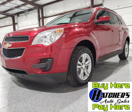 2014 Chevrolet Equinox for sale at Hatcher's Auto Sales, LLC - Buy Here Pay Here in Campbellsville KY