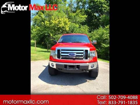2011 Ford F-150 for sale at Motor Max Llc in Louisville KY