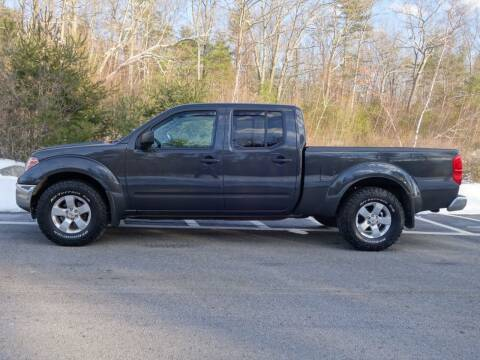 2010 Nissan Frontier for sale at Auto Mart in Derry NH