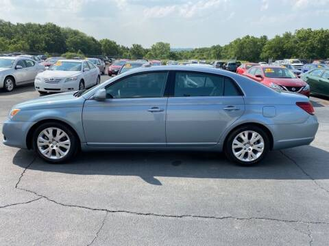 2010 Toyota Avalon for sale at CARS PLUS CREDIT in Independence MO