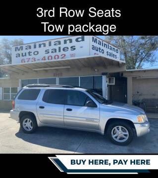 2004 GMC Envoy XL for sale at Mainland Auto Sales Inc in Daytona Beach FL