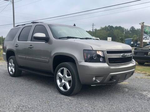 2007 Chevrolet Tahoe for sale at Real Deals of Florence, LLC in Effingham SC