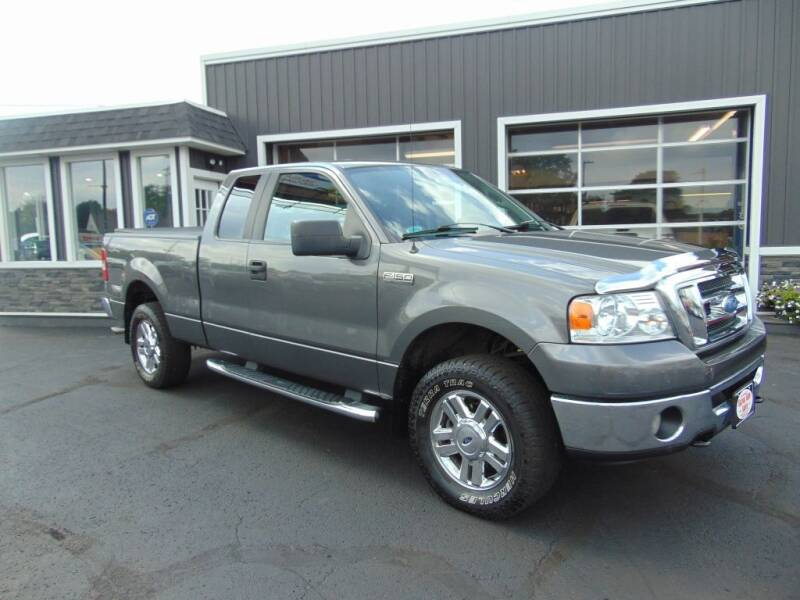 2007 Ford F-150 for sale at Akron Auto Sales in Akron OH