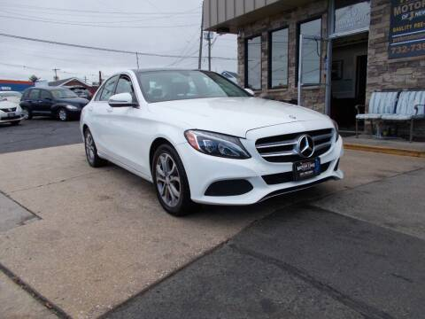 2016 Mercedes-Benz C-Class for sale at Preferred Motor Cars of New Jersey in Keyport NJ