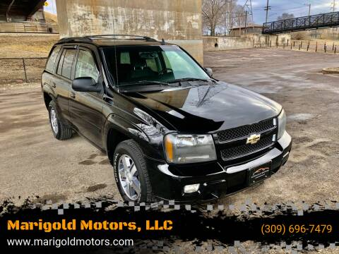 2008 Chevrolet TrailBlazer for sale at Marigold Motors, LLC in Pekin IL