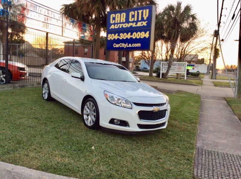 2014 Chevrolet Malibu for sale at Car City Autoplex in Metairie LA